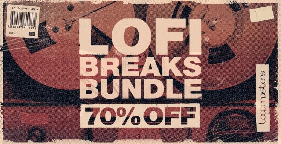 Loopmasters Lofi Breaks Bundle