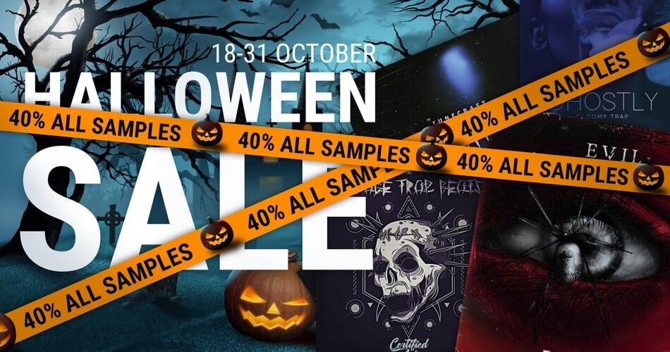 ProducerSpot Halloween Sale