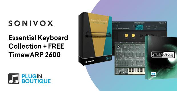 Sonivox Essential Keys Collection Timewarp 2600