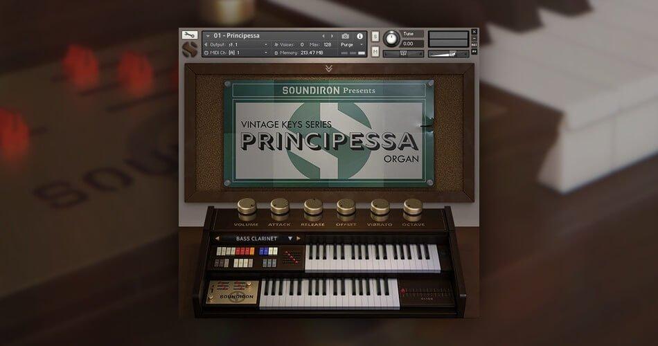 Soundiron Principessa Organ