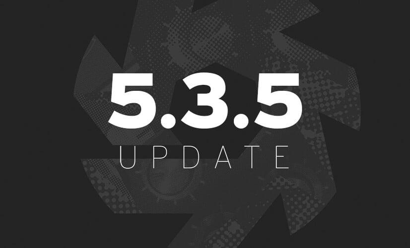 Soundtoys 5.3.5 update