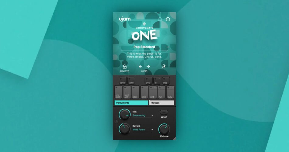 UJAM Groovemate One