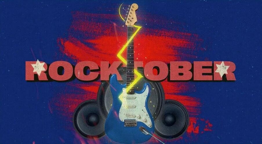 UJAM Rocktober