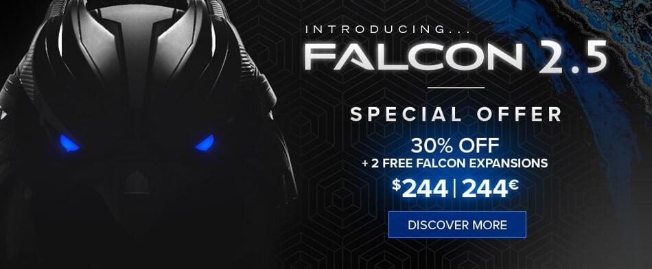 UVI Falcon 2.5