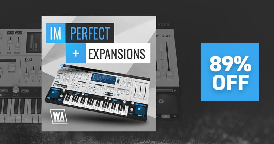 VST Buzz ImPerfect Synth and Expansions
