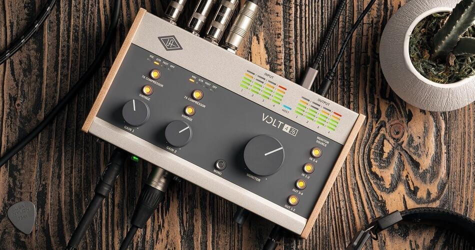 Volt 476 Desktop