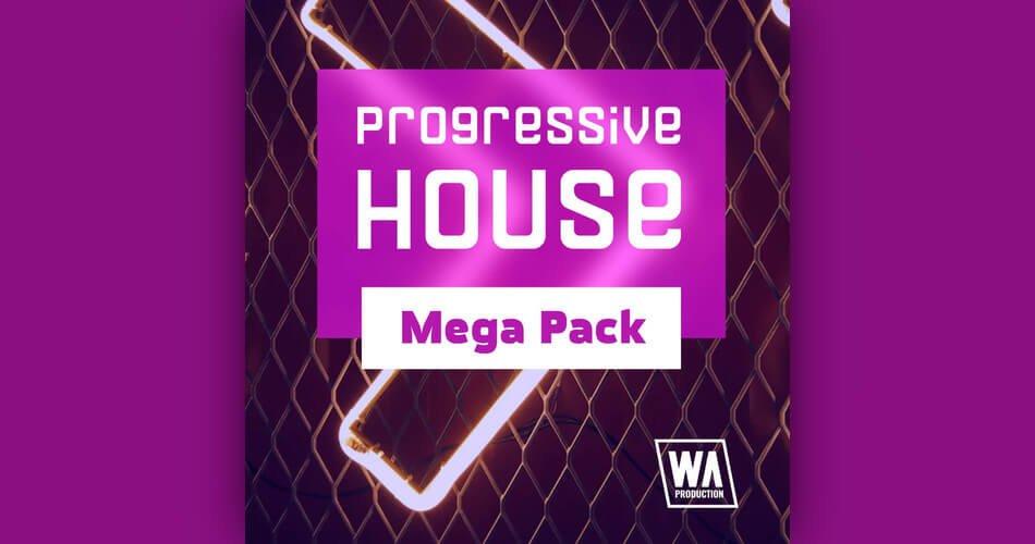 WA Progressive House Mega Pack Free