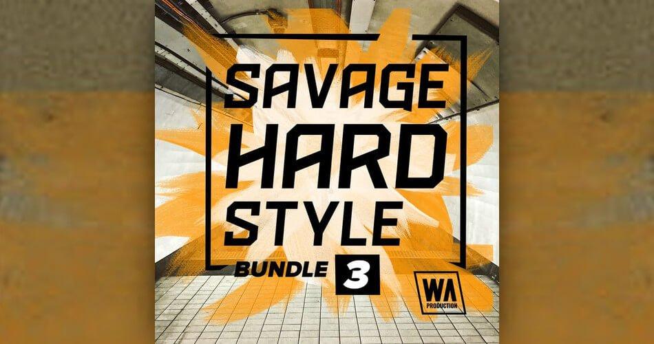 WA Savage Hardstyle Bundle 3