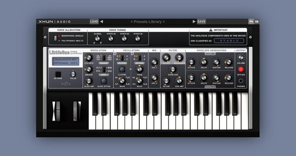 Xhun Audio LittleOne v4
