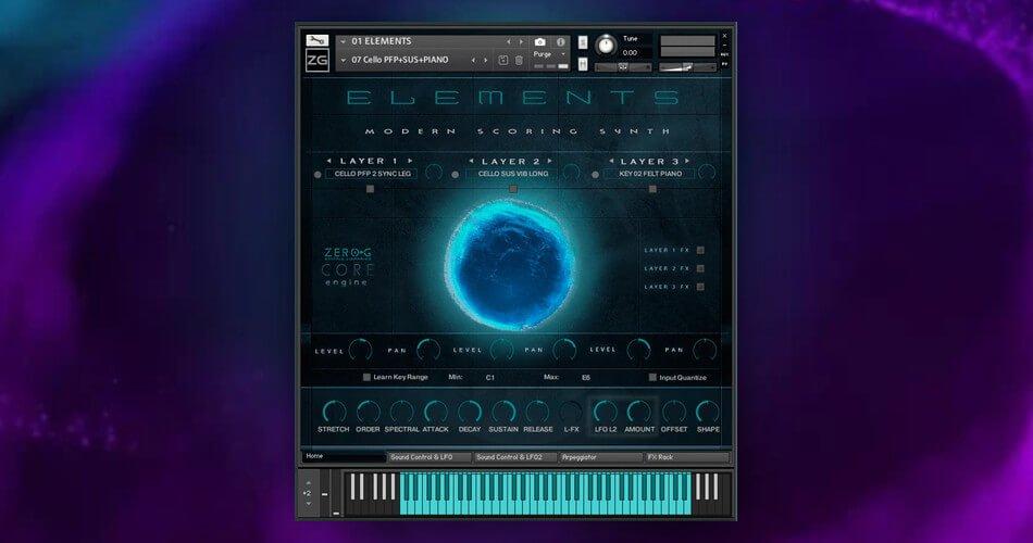 Zero G Elements
